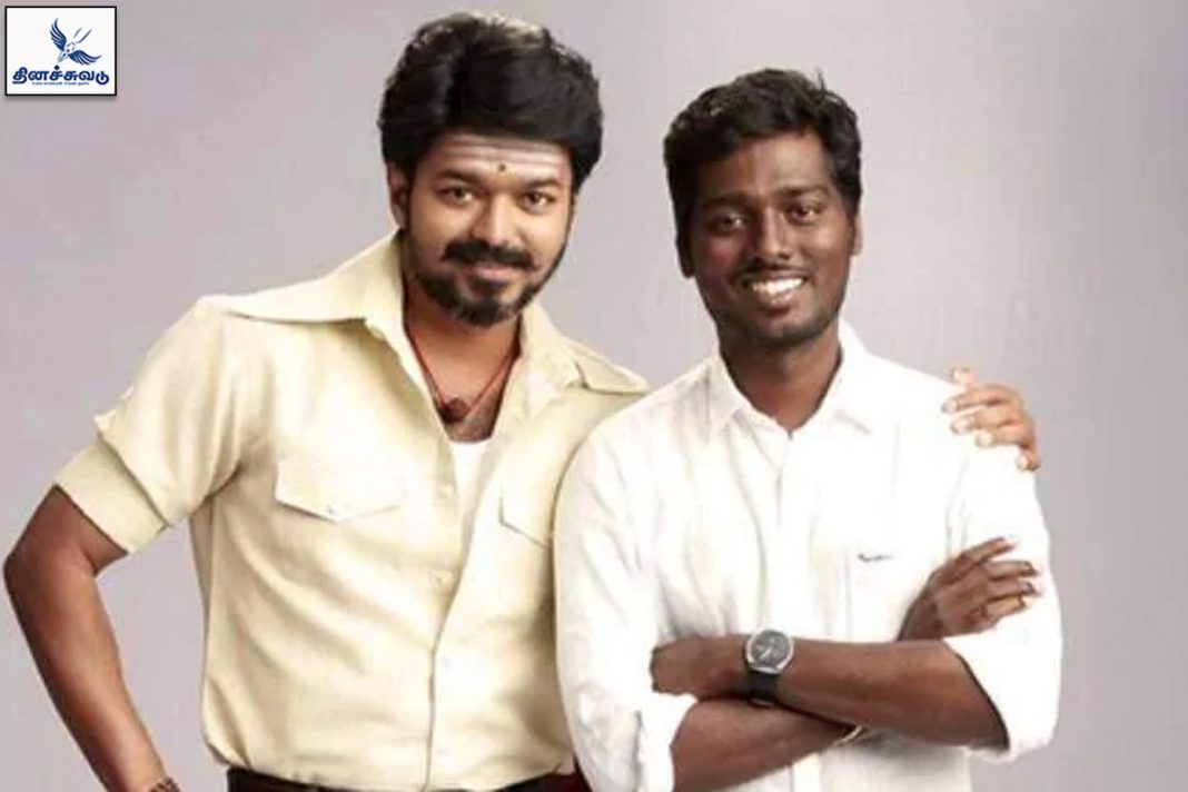 vijay and atlee