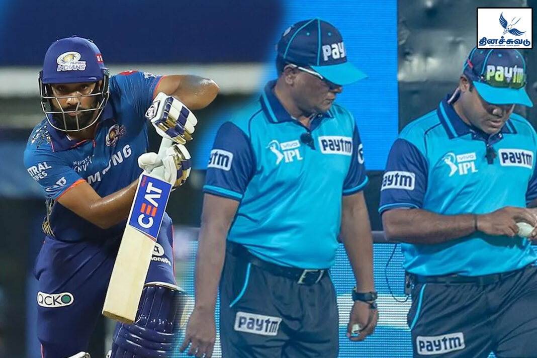 rohit fined